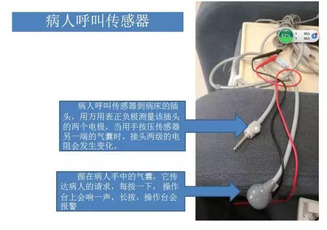 飞利浦Achiva 1.5T MR 病人呼叫传感器维修
