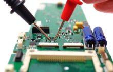 怎样维修无图电路板?